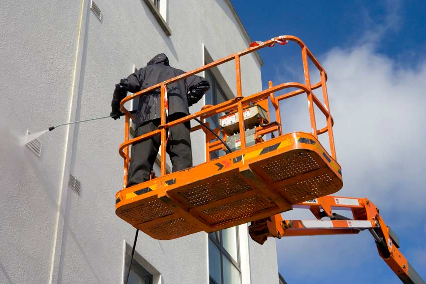 Greater Puget Sound Commercial Pressure Washing