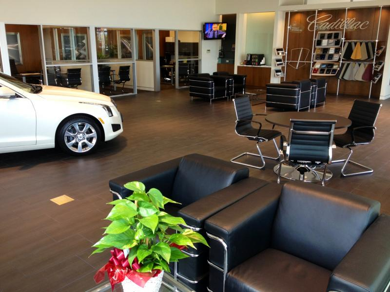 Auto Dealership Commercial Cleaning Serv