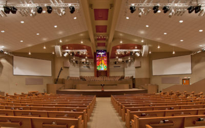 Church and Religious Facility Commercial Cleaning/Janitorial Services Seattle Metro Area