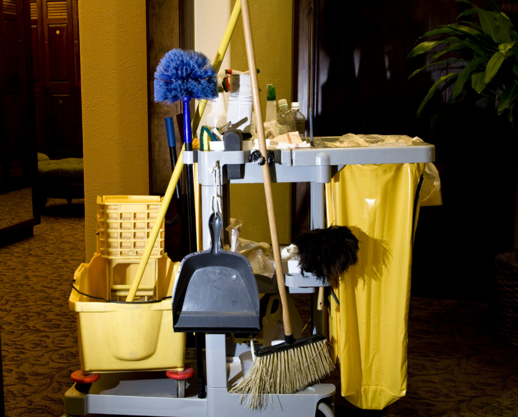 Country club Commercial Cleaning and Janitorial Services Seattle Metro Area