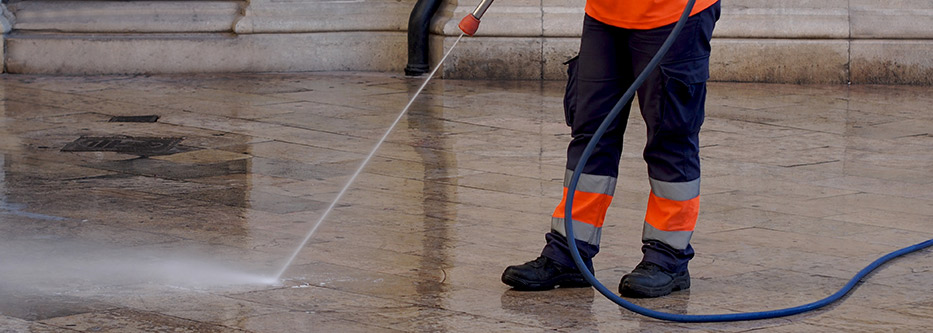 Pacific Northwest port facility commercial cleaning/janitorial services (TWIC)