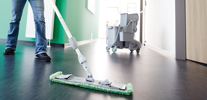 Commercial Janitorial Company In Kent