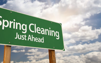 Celebrate National Spring Cleaning Week this Month With Our Helpful Tips