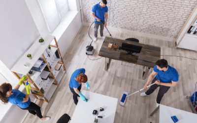 Do You Really Want Your Employees to Handle the Cleaning of Your Business?
