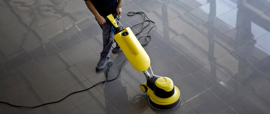 Cleanstart commercial floor cleaning services