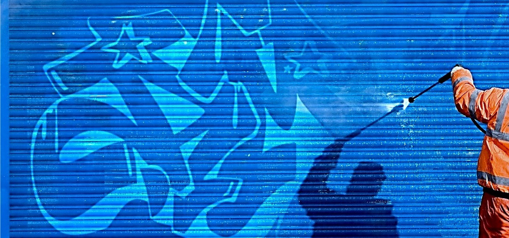 Graffiti Removal Commercial Cleaning Services – Greater Puget Sound