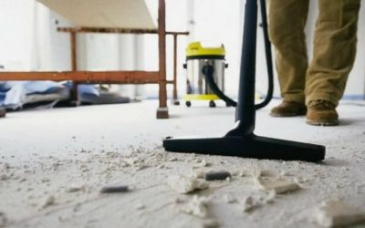 Post-Construction Cleanup Services – Greater Puget Sound