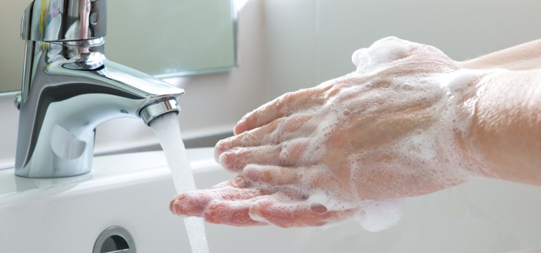 How Clean is That Hand You Are Shaking? The Spread of Germs