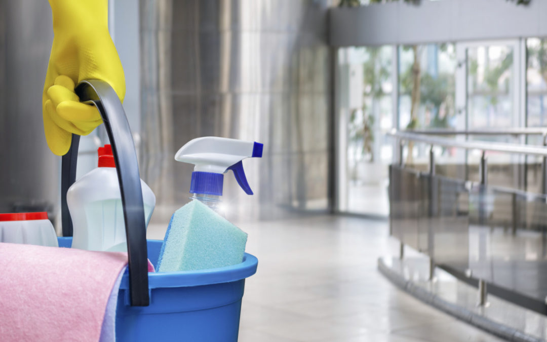 Commercial Janitorial Services in Tacoma
