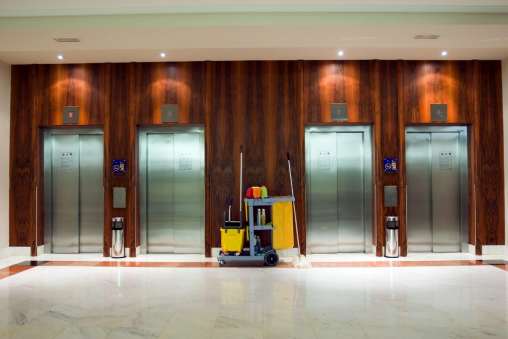 Multi-tenant Building Janitorial Services - Greater Puget Sound