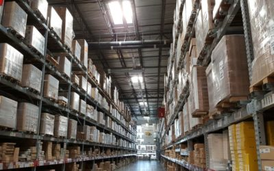 Distribution Center Cleaning Services – Greater Puget Sound