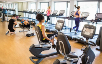 Gym and Fitness Center Cleaning Services – Greater Puget Sound