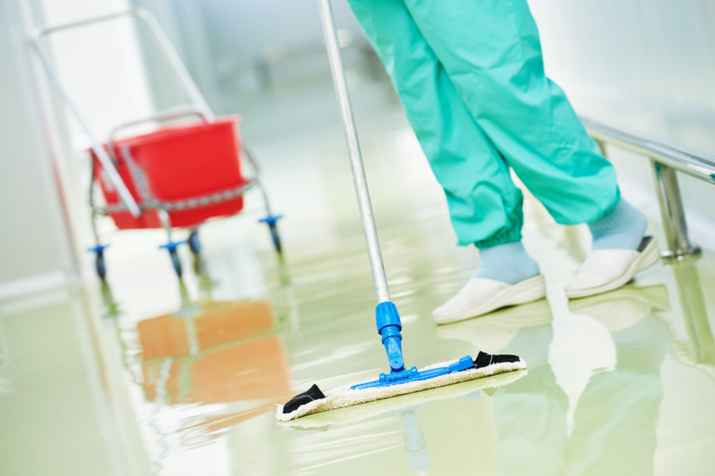 Healthcare Facility Cleaning Services - Greater Puget Sound