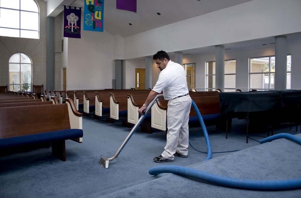 Commercial Carpet and Upholstery Cleaning – Greater Puget Sound
