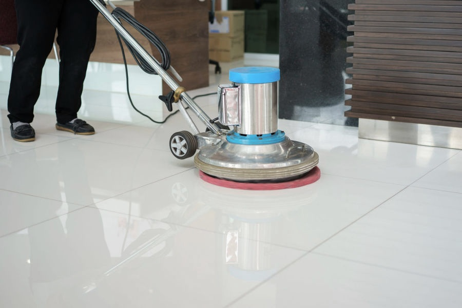 Commercial Floor Cleaning Services – Greater Puget Sound