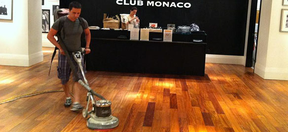 Commercial Floor Cleaning Services - Greater Puget Sound