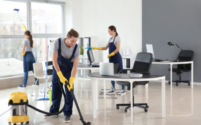The Importance of Office Cleanliness for Employee Health