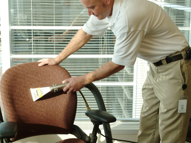Office Upholstery Cleaning Services greater Puget Sound