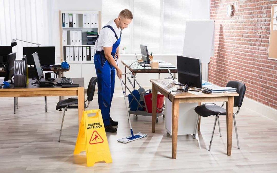 The Dirty Truth about Office Workspace Cleanliness