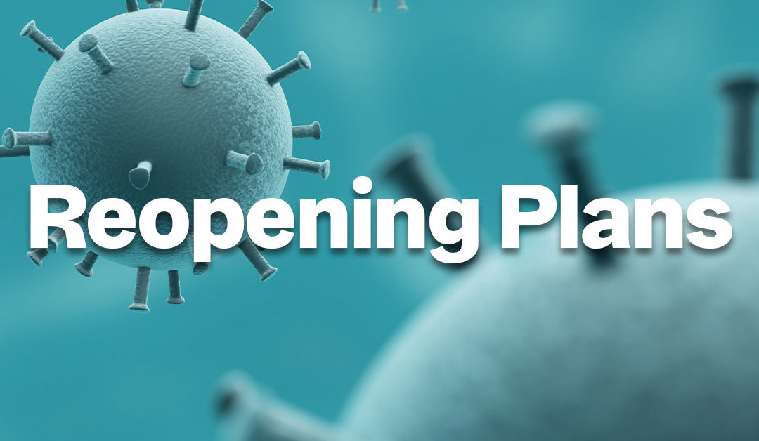 Reopening Your Business With A Cleaning & Disinfecting Planin Place