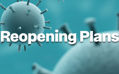Reopening Your Business With a Cleaning & Disinfecting Plan in Place