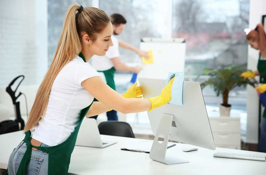 Why Hiring a Cleaning Company for Your Office is Good for Business