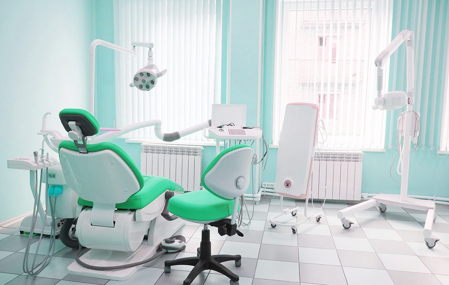 Dental Office Commercial Cleaning Services