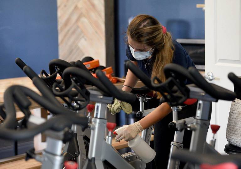 Why Your Fitness Facility Needs Professional Cleaning and Disinfecting