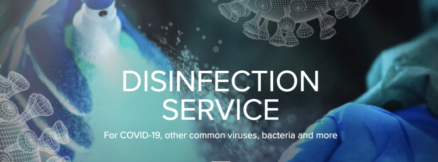 COVID-19 Disinfection Service in Tacoma