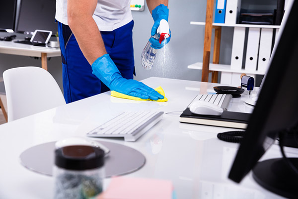 Office Cleaning Services in Thurston County