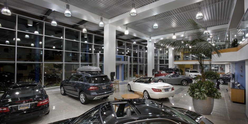 Auto Dealership Cleaning and Disinfecting Services in Lakewood
