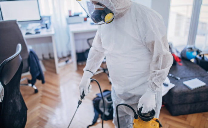 COVID-19 Disinfecting Service in Seattle